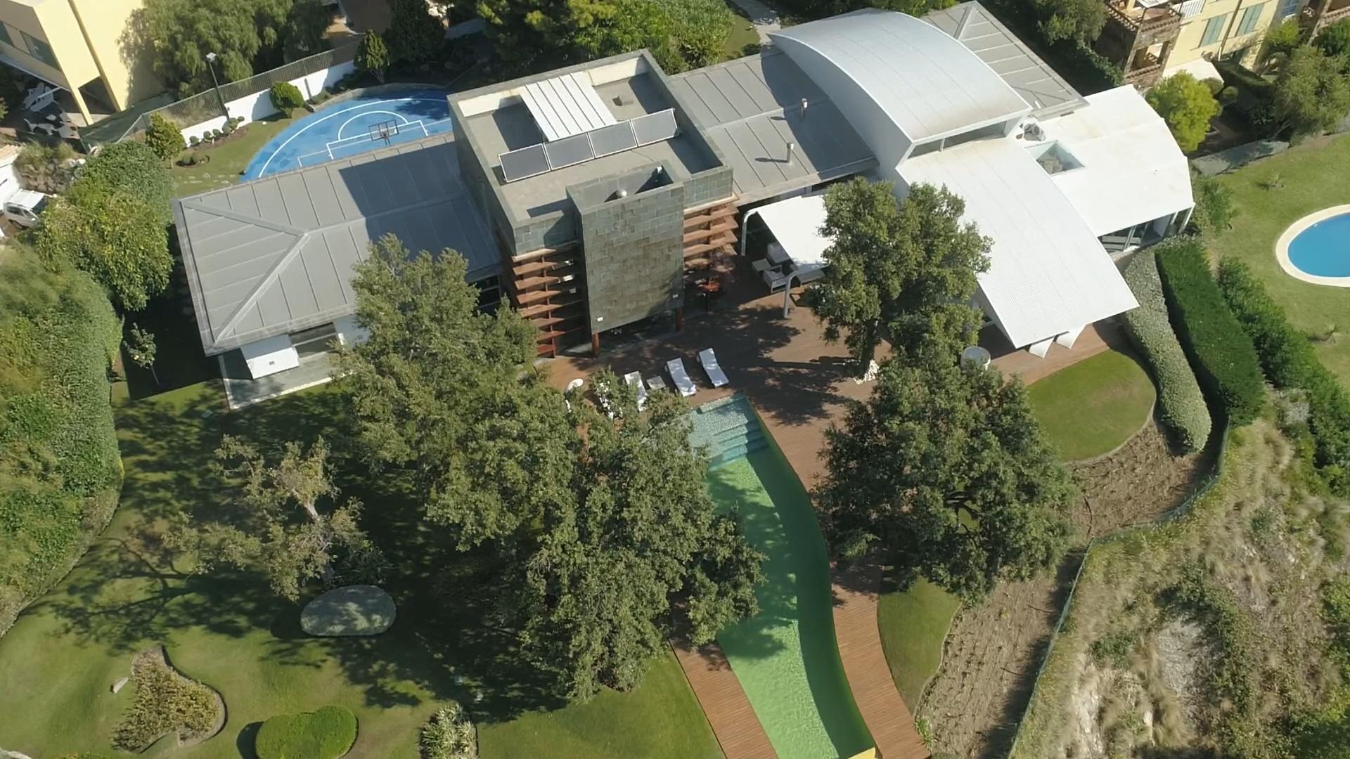 Luxury Villa in El Higueron Benalmadena