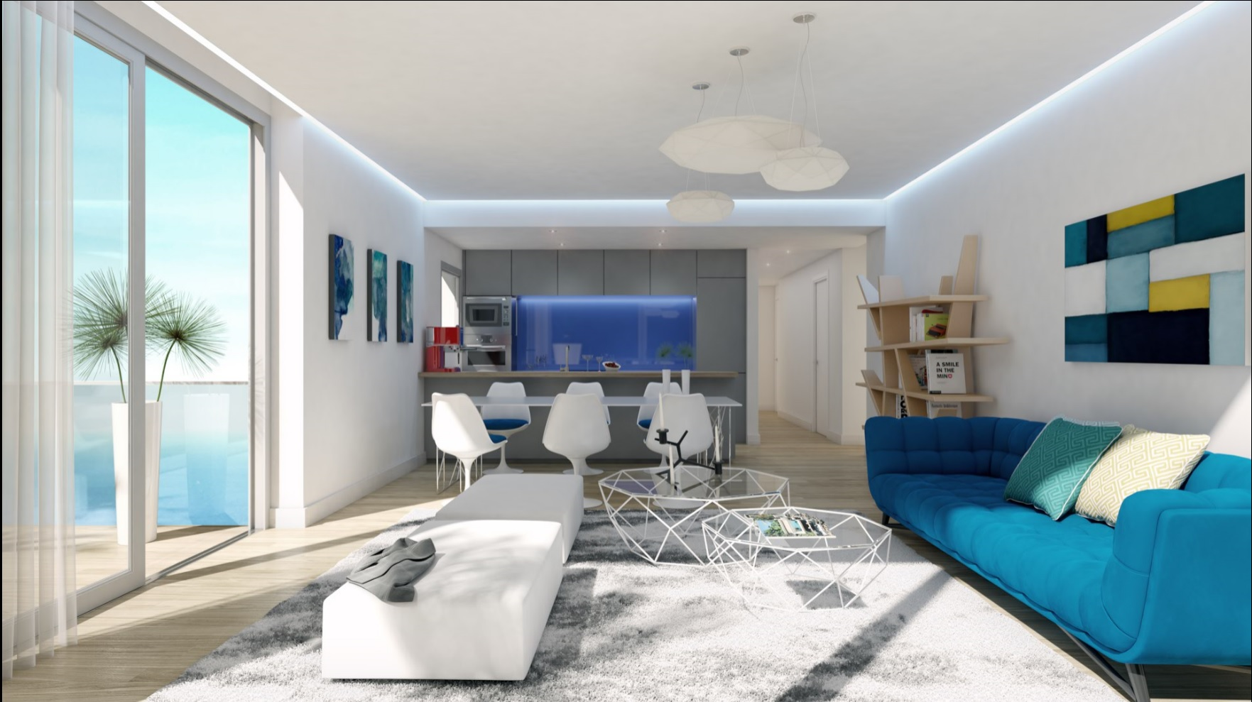 Apartment El Higueron Benalmadena