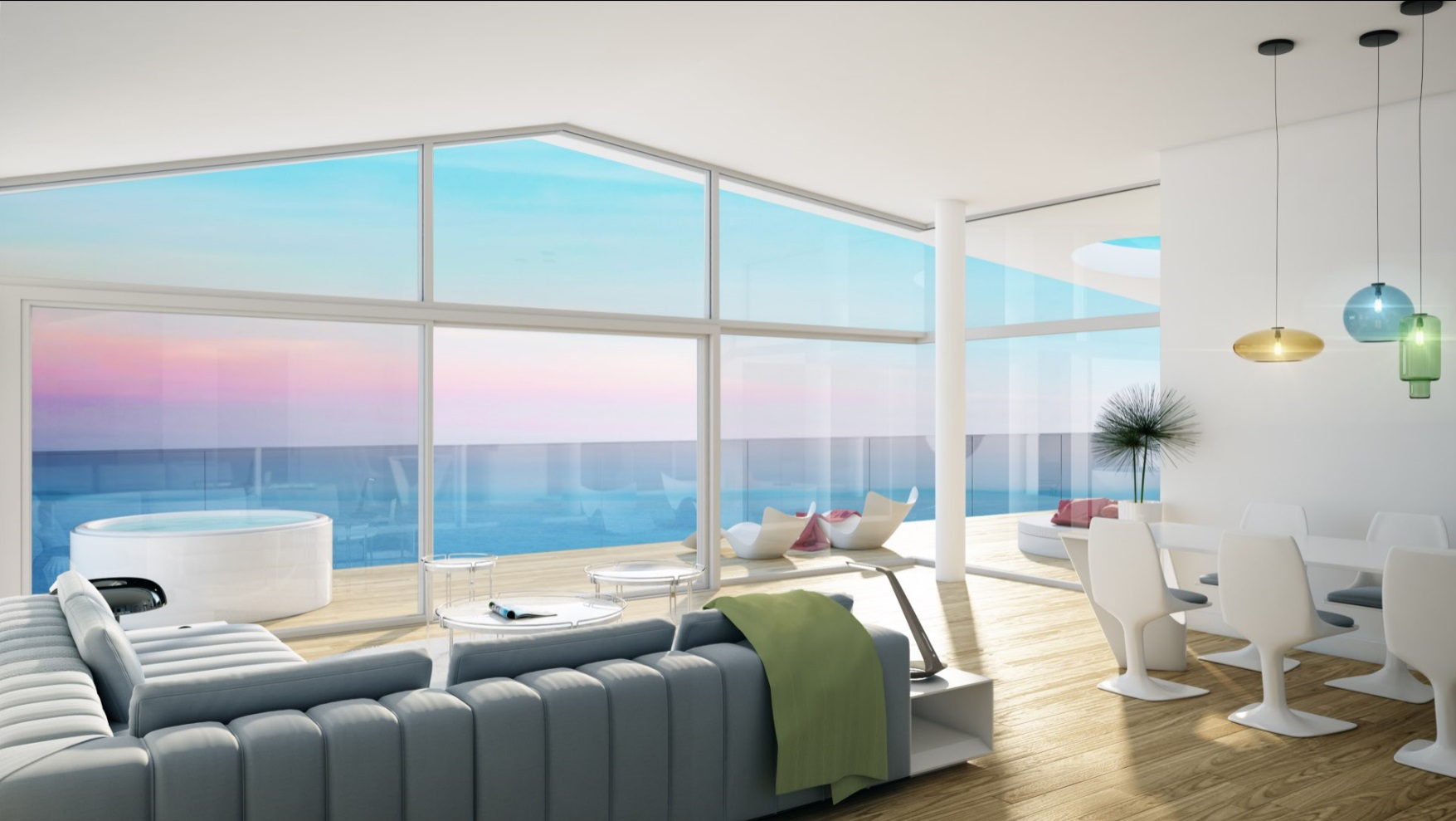 Penthouse El Higueron Benalmadena