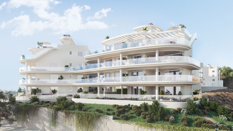 Apartments in Fuengirola