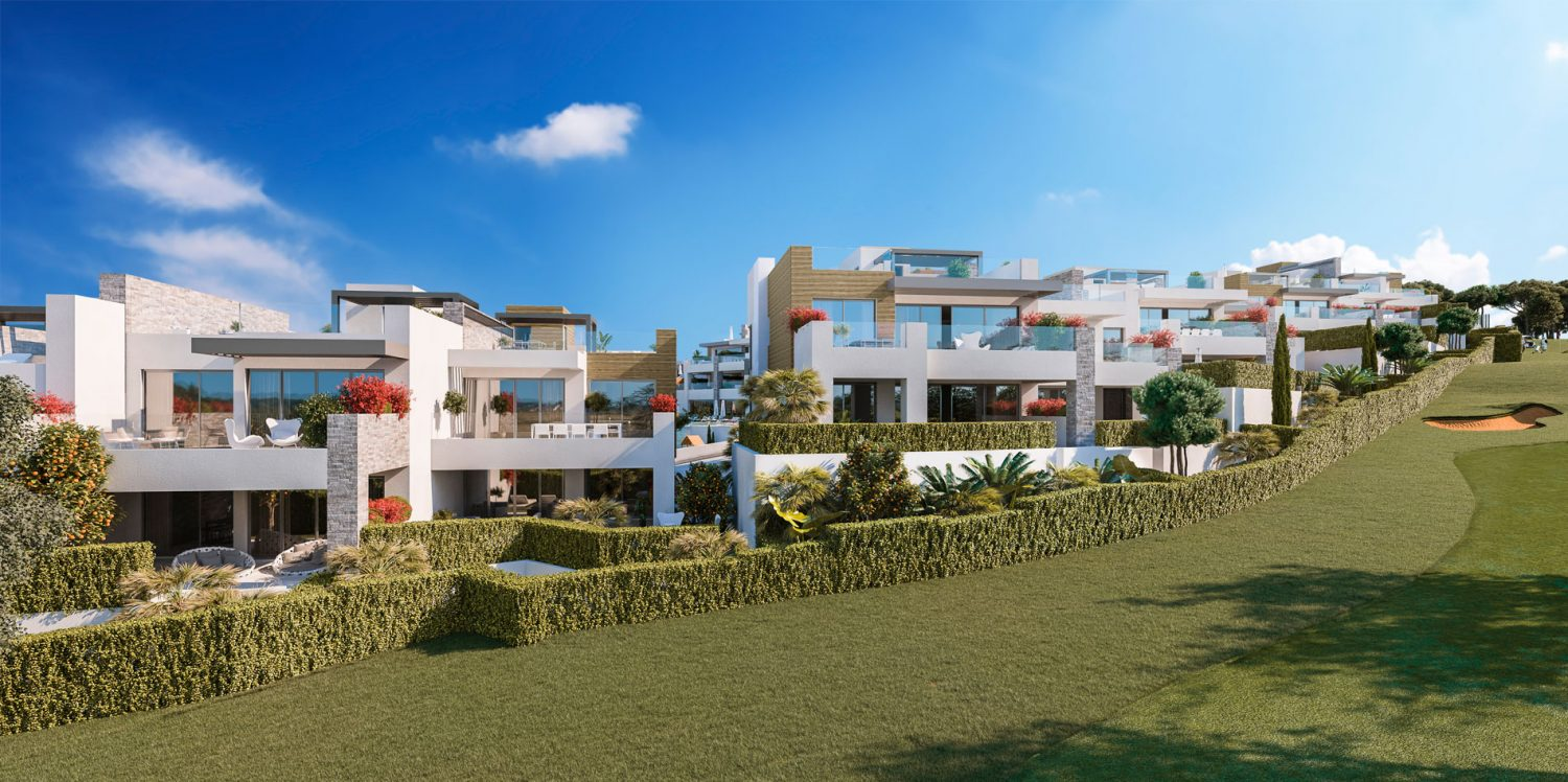 Apartments in Cabopino