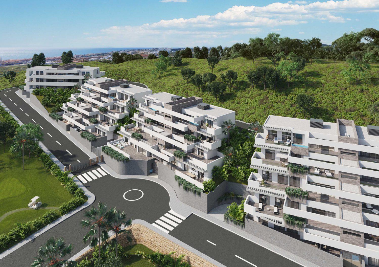 Apartments in Mijas Costa
