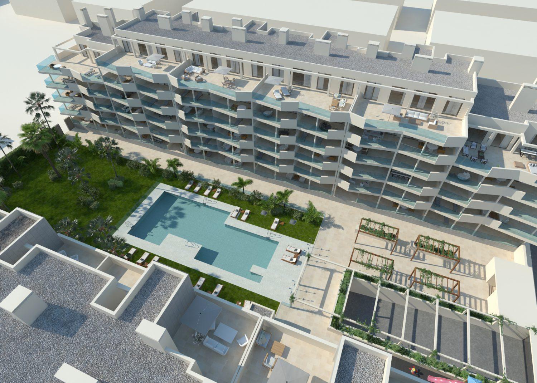 Apartamentos en las lagunas