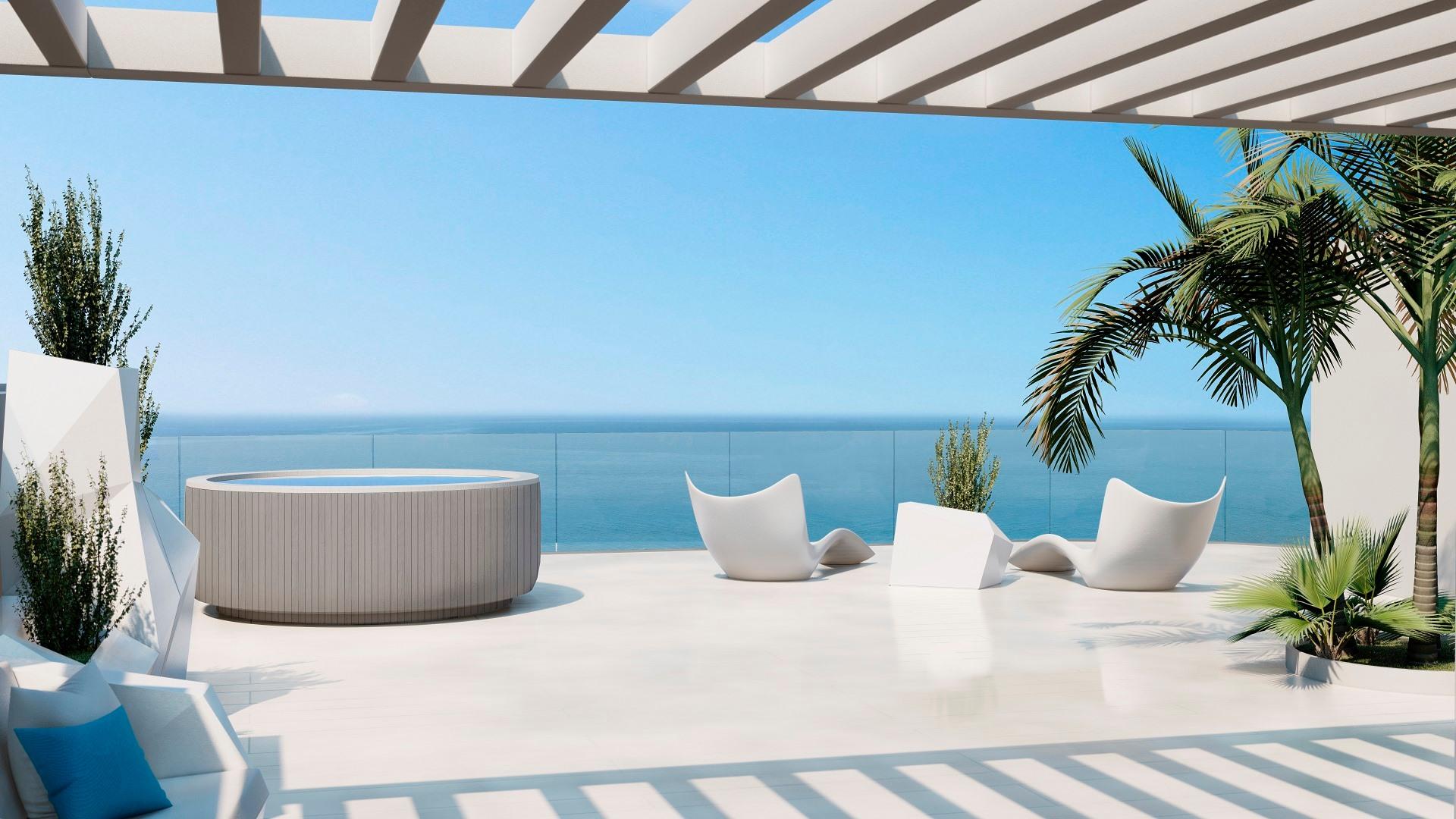 New Properties El Higueron Fuengirola/ Benalmadena
